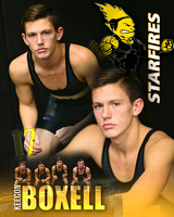 South Adams Wrestling Banners [class of 17]