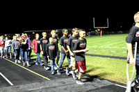 Middle School Fall Sports Recognition 2016