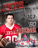 ACHS Football Banners [class of 2015]