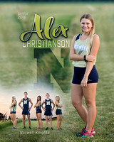 Norwell XC Senior Banners [class of 18]
