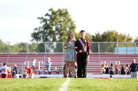 Adams Central Homecoming Court 2017